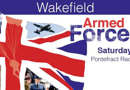Wakefield Armed Forces Day 16 Jun 2018