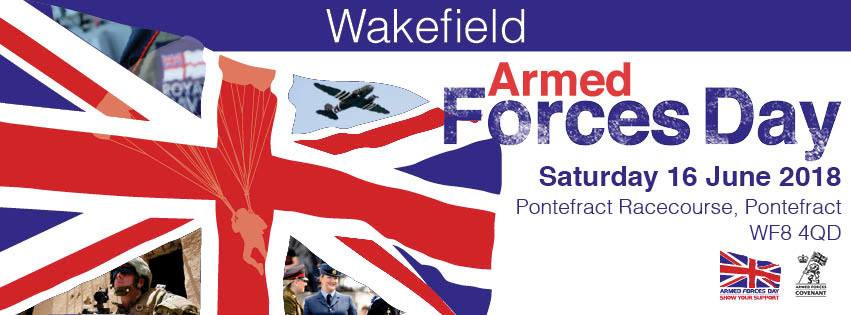 Wakefield AFD 2018 Poster