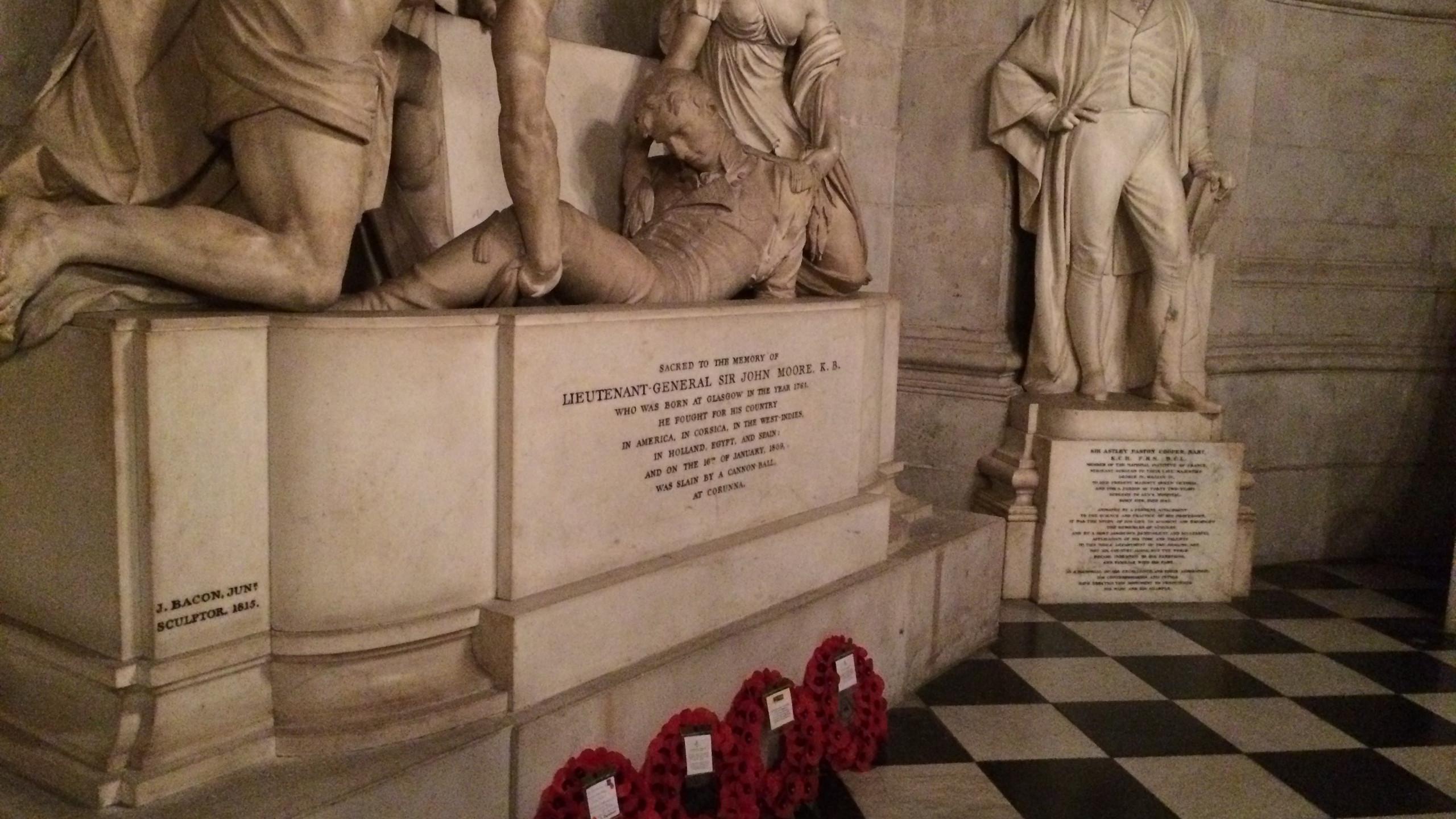Sir John Moore's Memorial-1