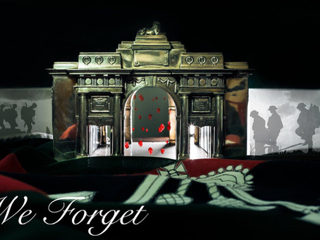 Branches honour the Fallen on Armistice Day at the 11th Hour of the 11th Day of the 11th Month