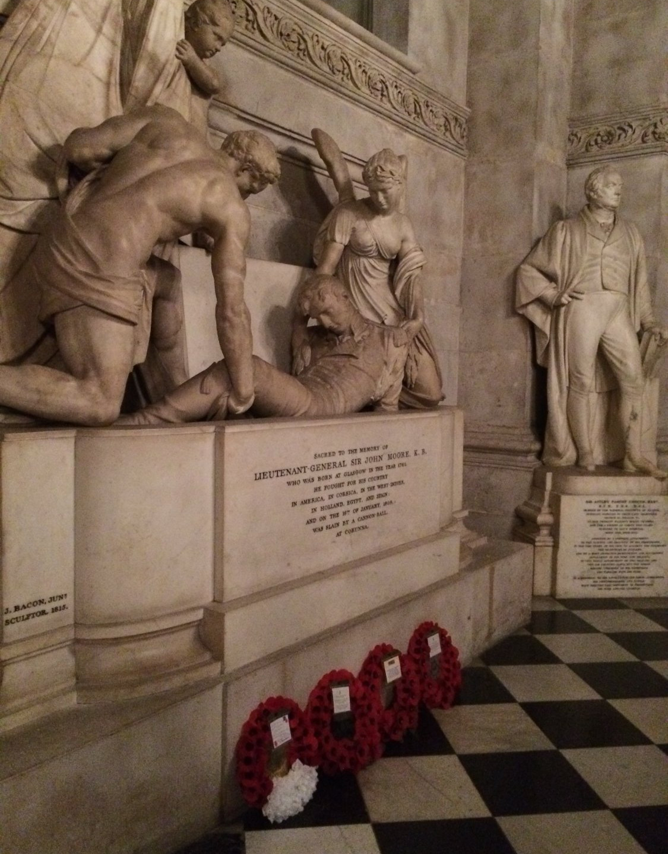 Sir John Moore's Memorial-2
