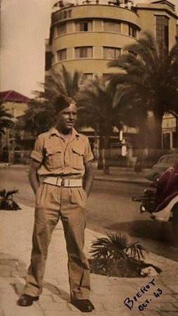 Ron Calvert Bierut 1943