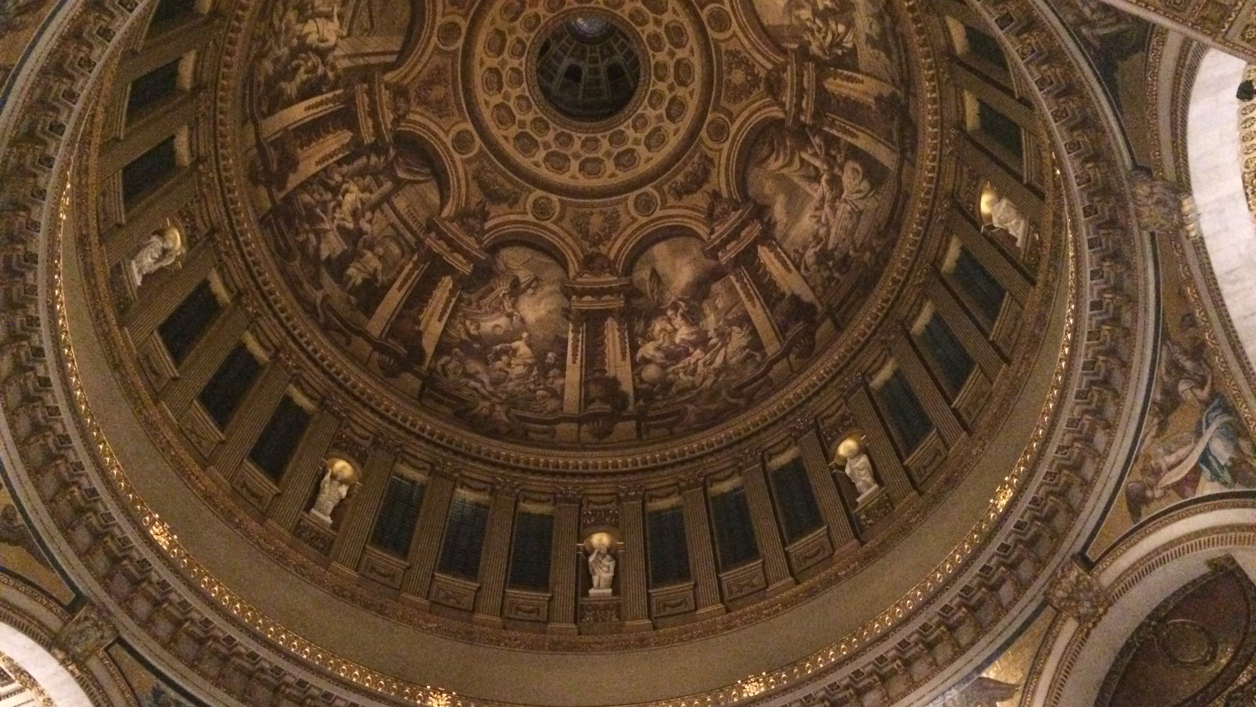Under the Dome of St. Paul's