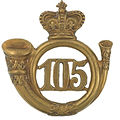 105th of Foot Cap Badge