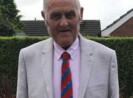 Malcolm Caswell - Late 4 KOYLI and Member of Pontefract Branch