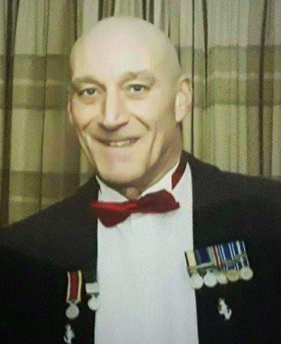 Sgt Kevin Hurst ex REME