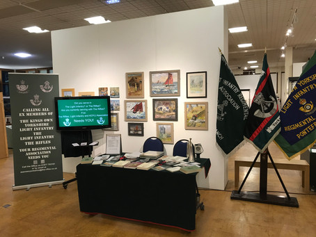 Association Roadshow at Doncaster Museum Open Day