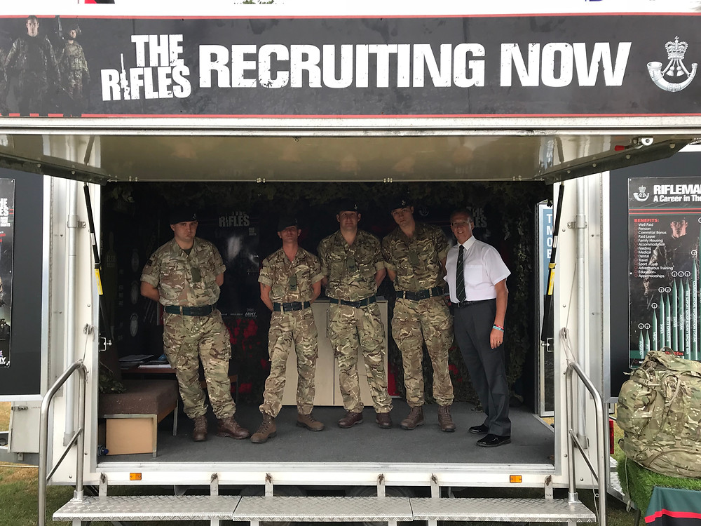 RST North at Great Yorkshire Show 2018