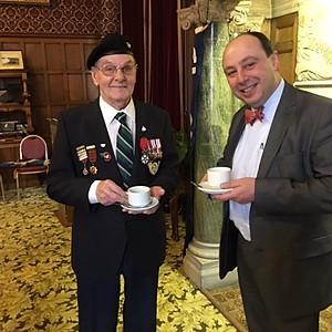 Cyril Calton KOYLI - Legion d'honneur Presentation