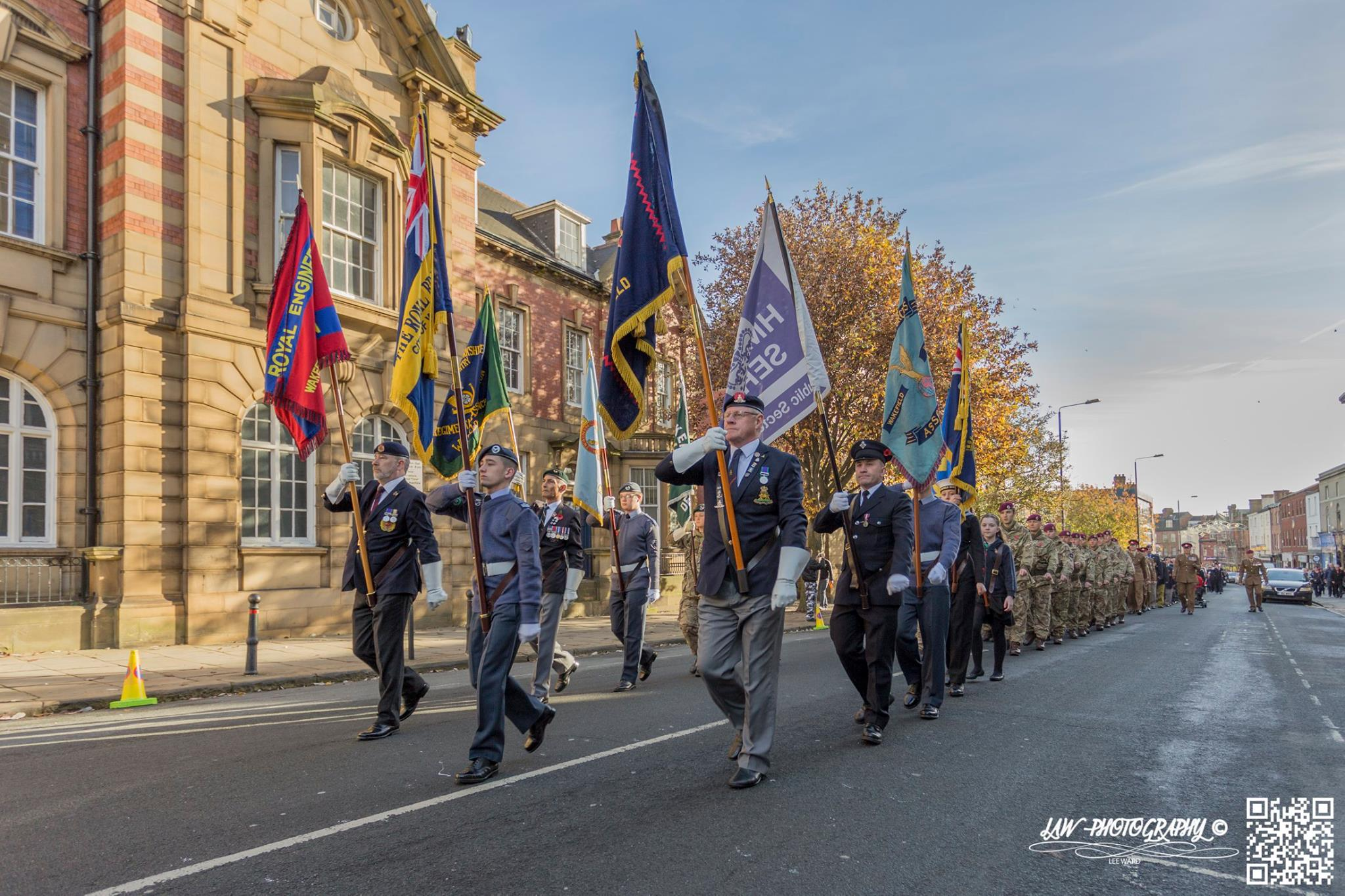 Wakefield Remembrance Pde 2016