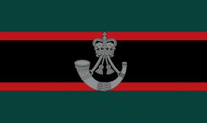 The Rifles Flag