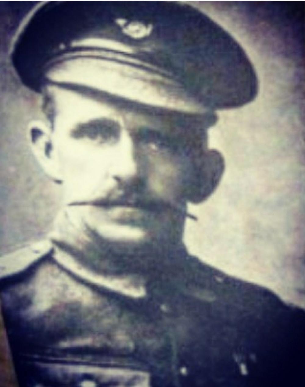 Sjt John William Ormsby VC MM KOYLI