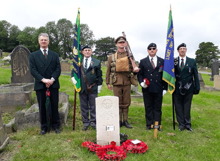 Remembering a KOYLI Soldier 100 Years on