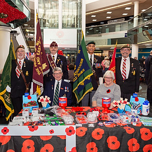 Centenary Remembrance Weekend 2018