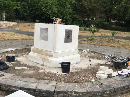 KOYLI Memorial Unveiling Less Than 2 Weeks Away