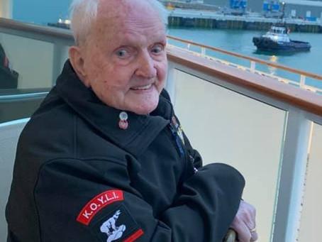 KOYLI Normandy Veteran Returns to Normandy for D-Day 75 Anniversary