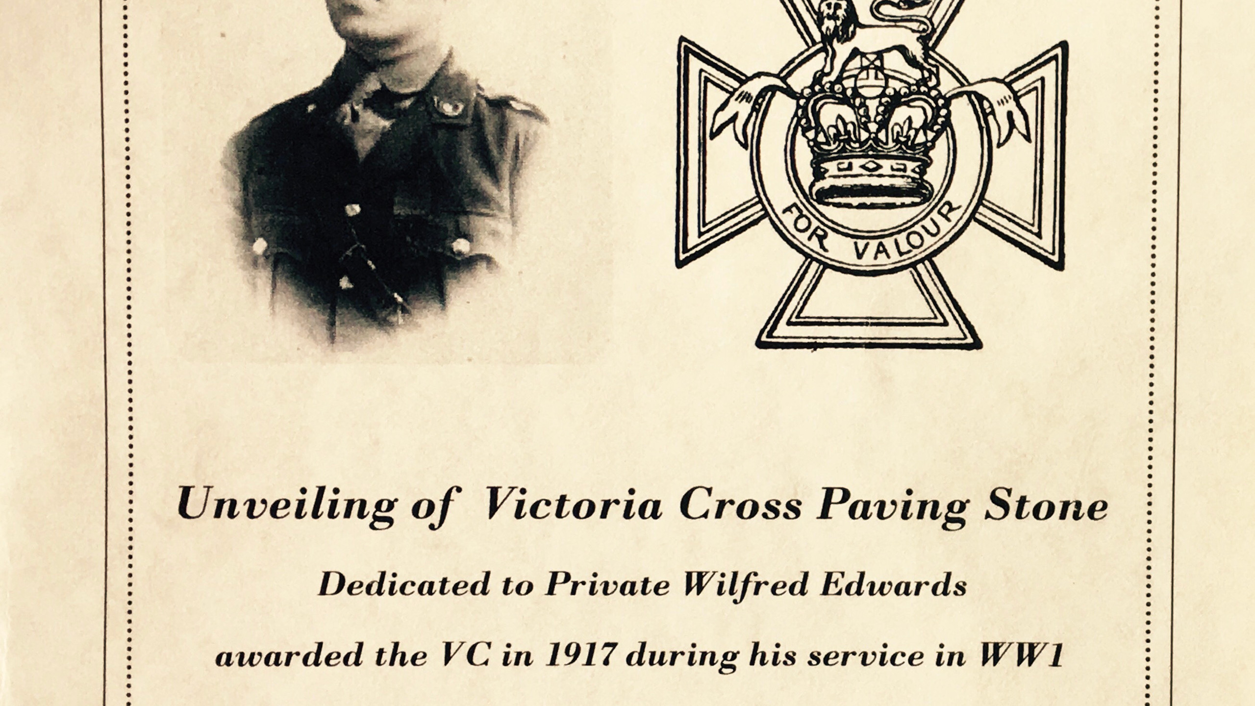 Pte Edwards VC 01