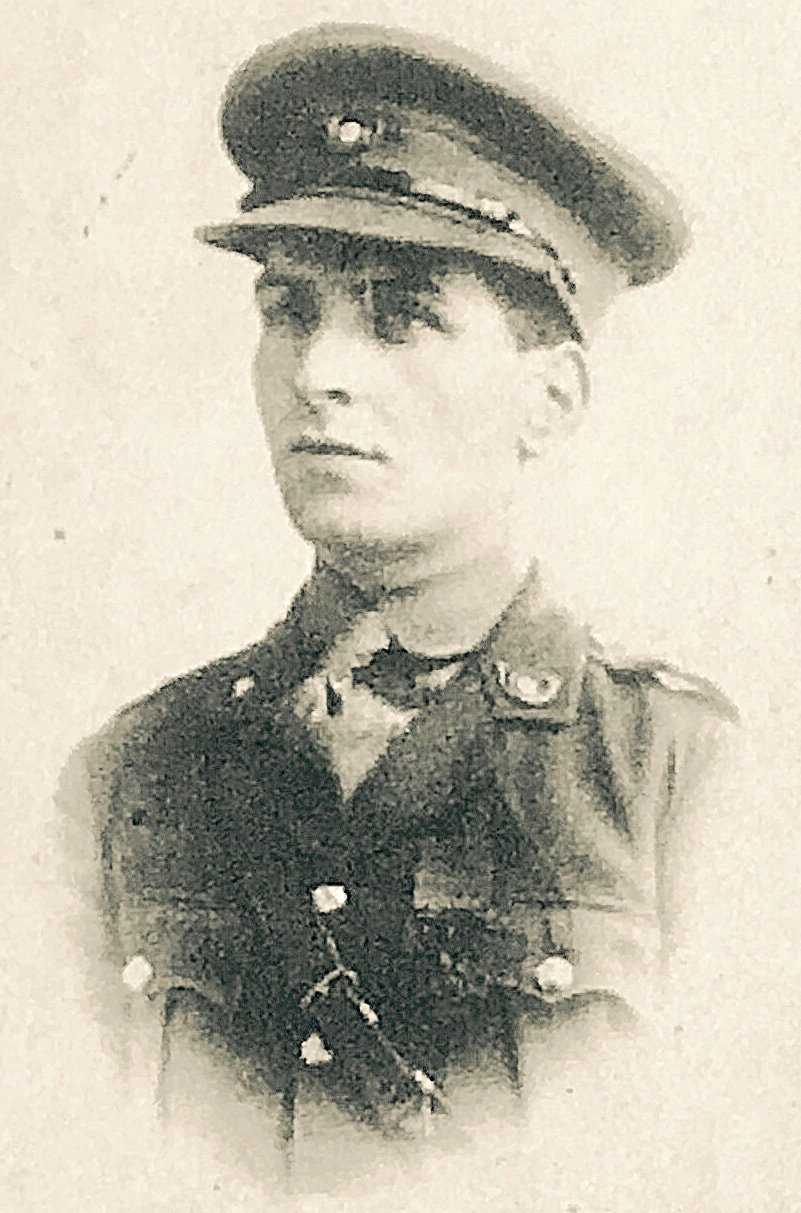 Pte Wilfred Edwards VC