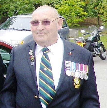 Picture of Donald Beare late KOYLI