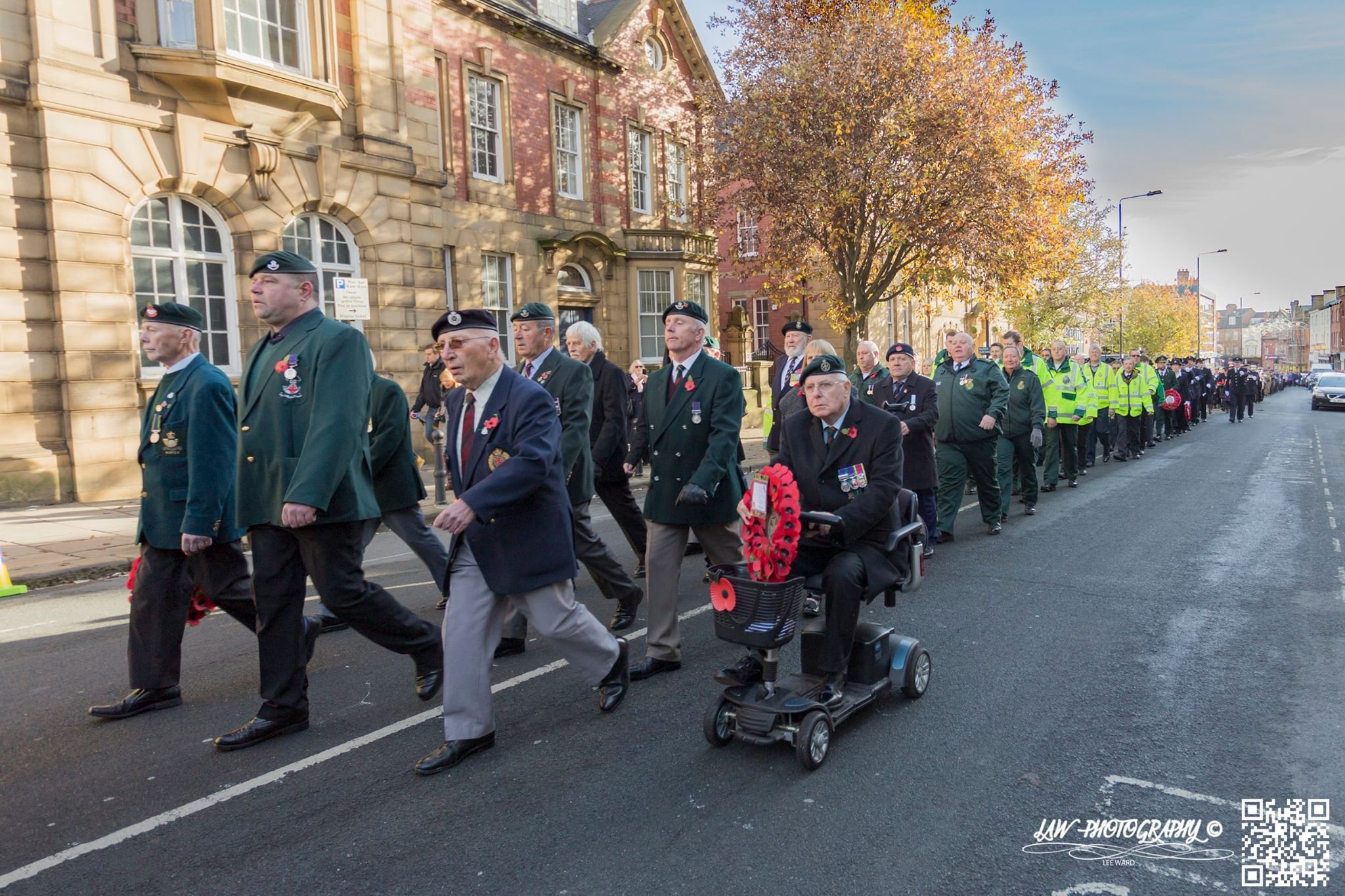 Wakefield Remembrance Pde 2016-02