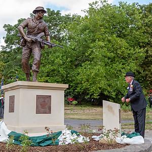 KOYLI Memorial Unveiling