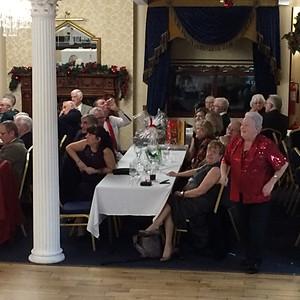 Pontefract Branch Christmas Social
