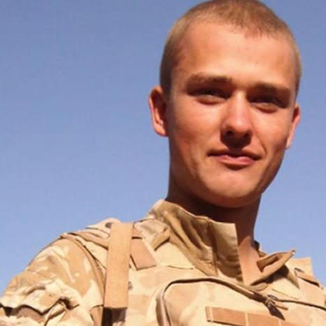 Photo of Rifleman Liam Maughan
