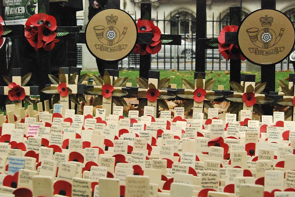 Remembrance Crosses