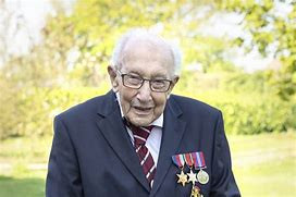 Captain Sir Tom Moore - Rest in Peace