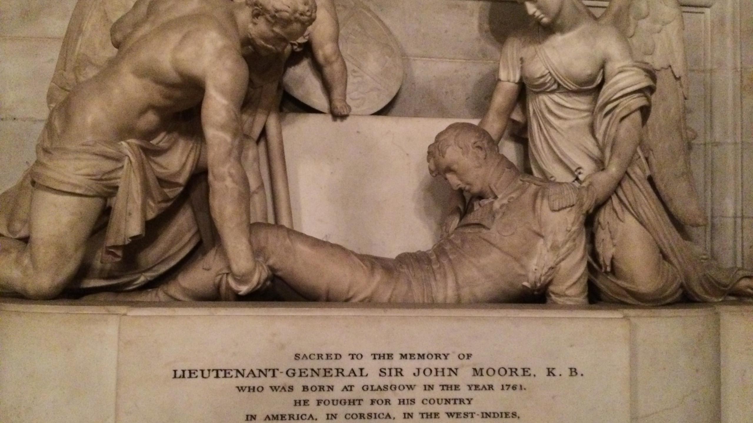 Sir John Moore's Memorial-4
