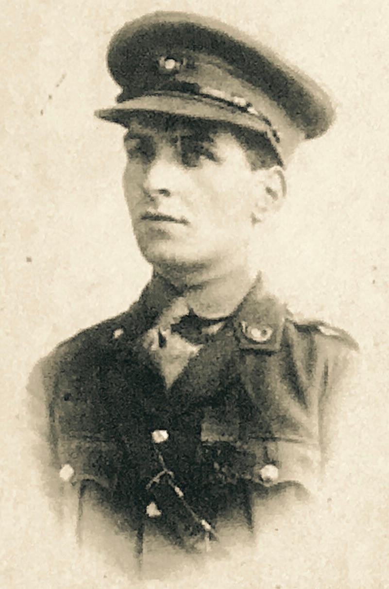 Pte Wilfred Edwards VC 7KOYLI