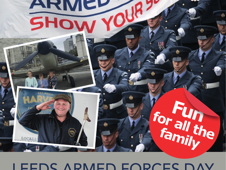 Leeds Armed Forces Day 23 Jun 2018