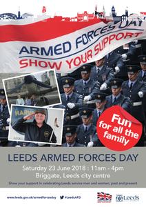 Leeds AFD 2018 Poster