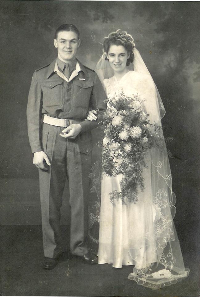 1945 Wedding