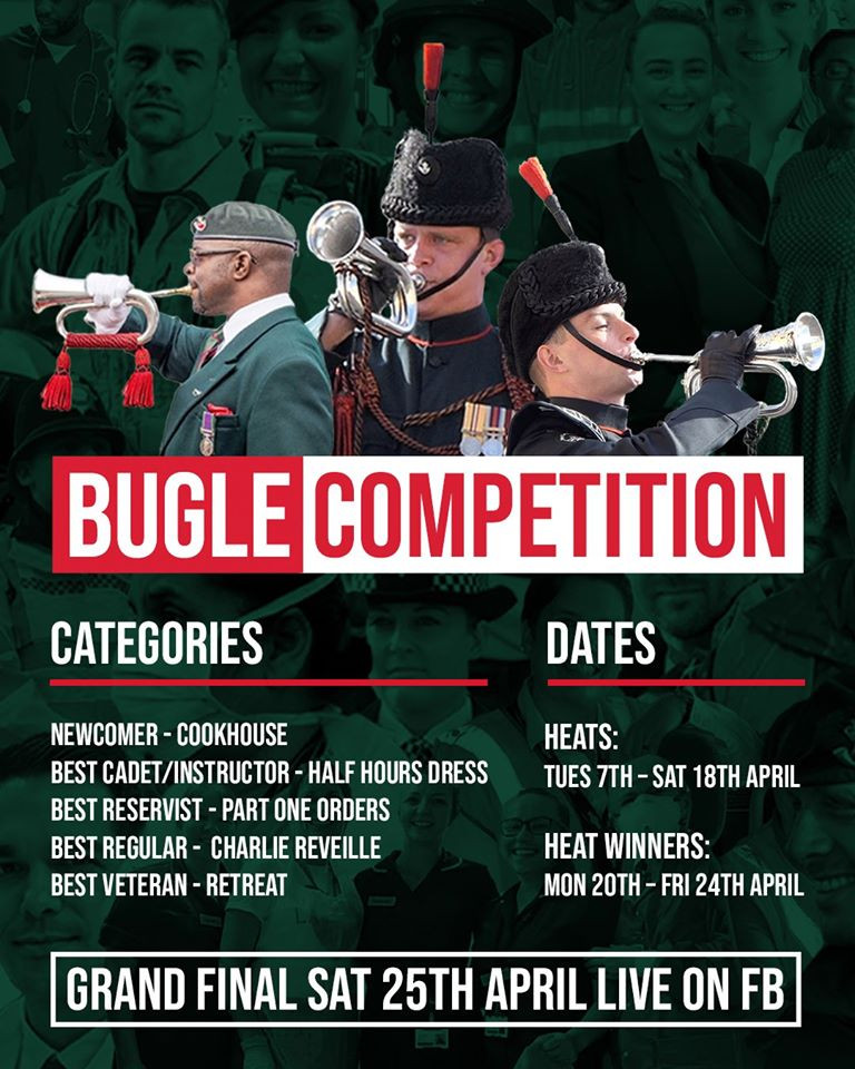 Virtual Bugle Competition
