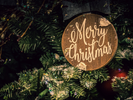 Christmas Message to Members and Families