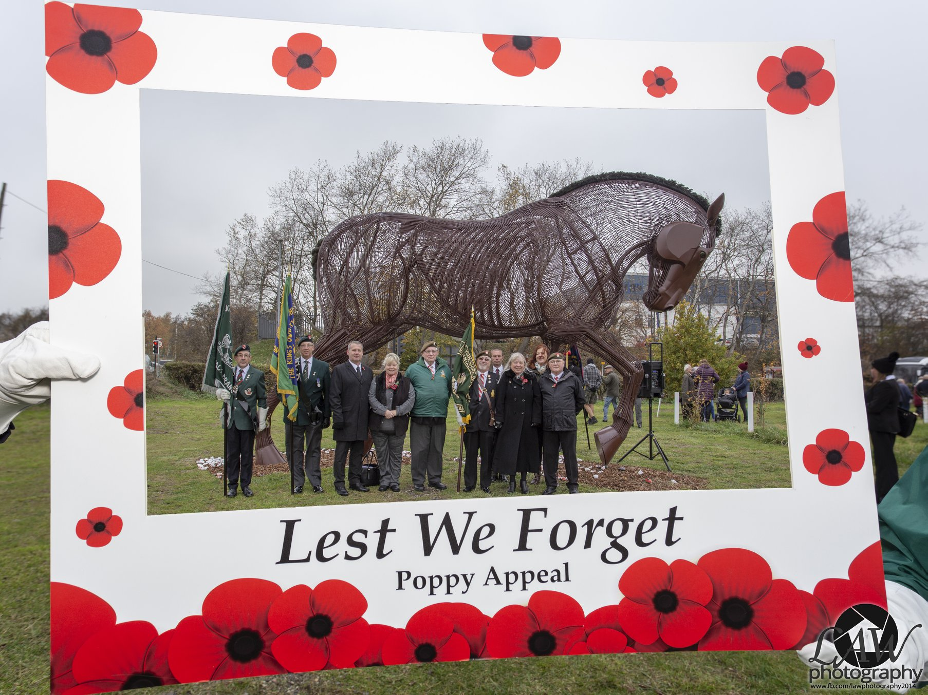 Featherstone War Horse Remembrance 2018