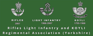 Rifles LI and KOYLI Logo