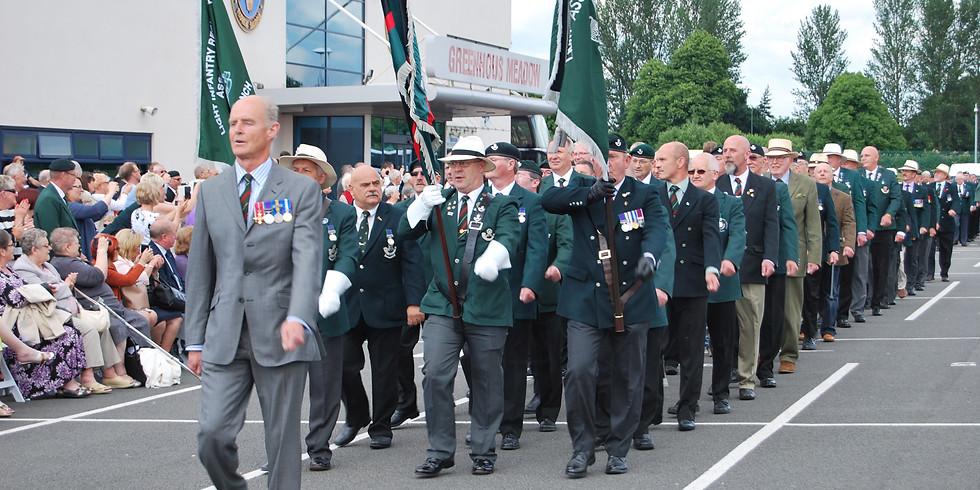 Light Infantry Reunion 1 Jun 19