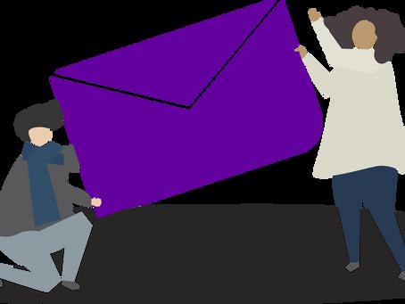 6 benefícios de usar modelos de email de CRM