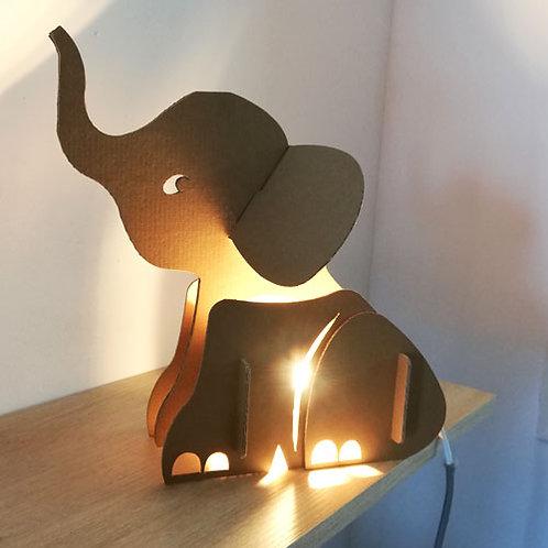 Veilleuse Éléphant