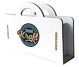 coffret en carton alvéolaire réalisation STUDIO KRAFT fabricant de packaging et coffret en carton sur Toulouse et Montauban