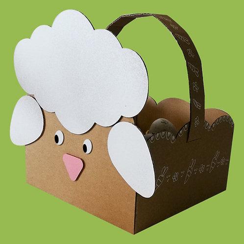 Panier Mouton