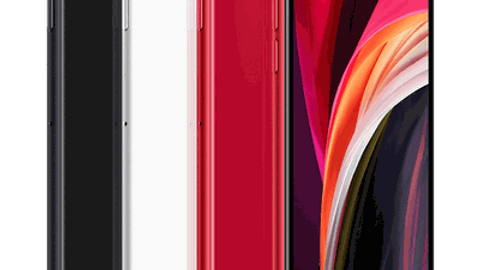 SoftBank版 iPhone SE 2020(第2世代) ファクトリーアンロック