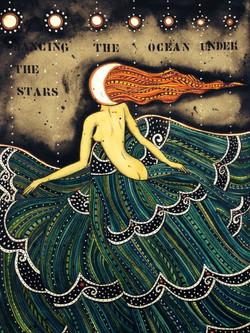 Dancing the ocean