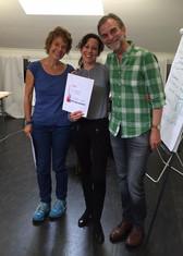 CVT Abschluss mit Ole Rasmus und Martina Bovet