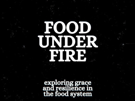 Podcast: Food Under Fire