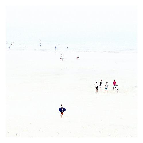 Beach square scene 01