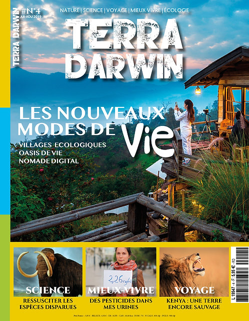 Magazine N°4 JUI/AOU 19