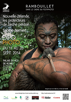 affiche festiphoto rambouillt 2014